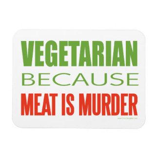 Vegetarian Vegan Animal RIghts Magnets
