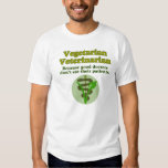 Vegetarian Veterinarian Tees