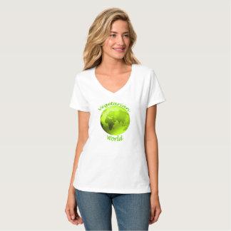 Vegetarian World T-Shirt