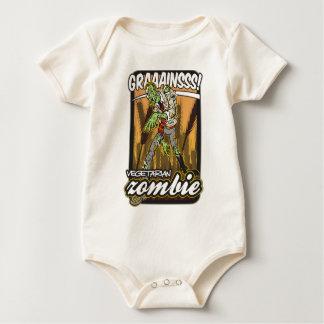 Vegetarian Zombie Baby Bodysuit