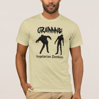 Vegetarian Zombies Shirt