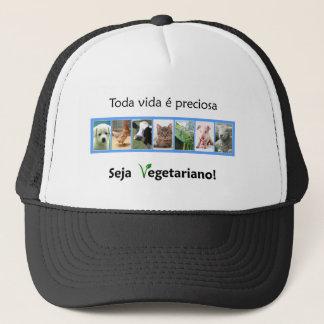 Vegetarianism Trucker Hat