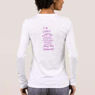 Vegetarians Long Sleeve T-Shirt