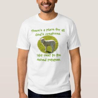 Vegetarians Nightmare Tshirt