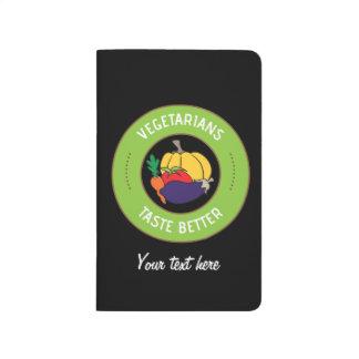 Vegetarians taste better journal