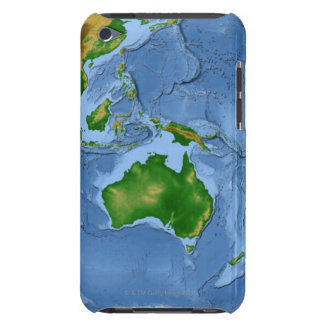 Vegetation Map 2 Barely There iPod Cases