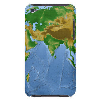 Vegetation Map iPod Touch Cases