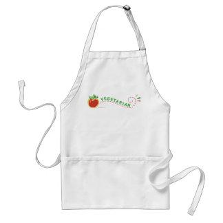 Veggie Apple Standard Apron