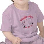 Veggie Baby Girl Baby T-Shirt