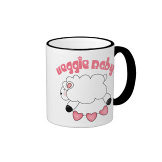 Veggie Baby Girl Mug