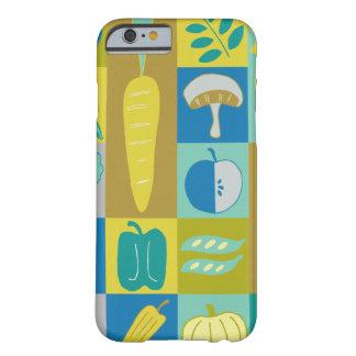 Veggie Blocks II Barely There iPhone 6 Case
