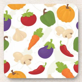 Veggie Coasters