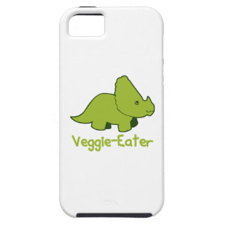 Veggie-Eater iPhone 5/5S Covers