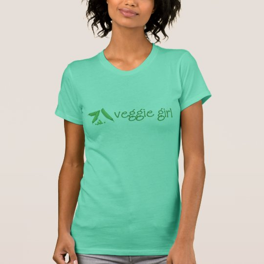 Veggie Girl T-Shirt