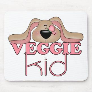 Veggie Kid Dog Mousepad