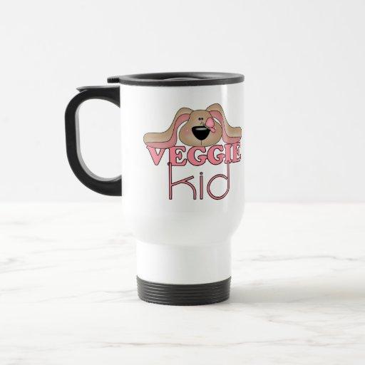 Veggie Kid Dog Travel Mug