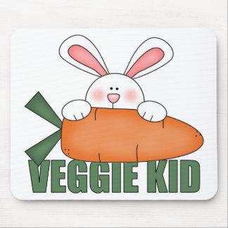 Veggie Kid Rabbit Mousepad