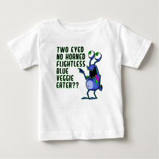 Veggie Monster Baby T-Shirt