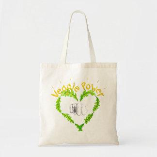 Veggie Power budget bag