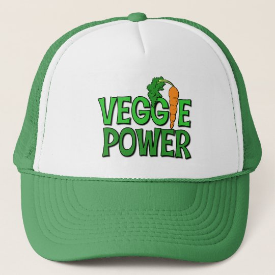 Veggie Power Gift Cap