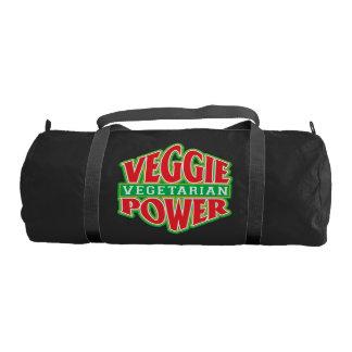 Veggie Power Gym Duffel Bag