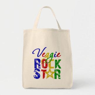 Veggie Rock Star 2 Tote Bag