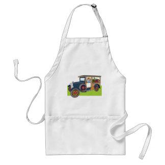 Veggie Truck Standard Apron