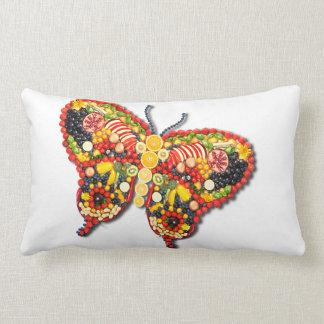VeggieArt Butterfly Lumbar Cushion