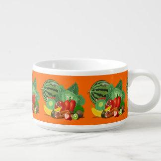 Veggies And Fruit Chili Bowl