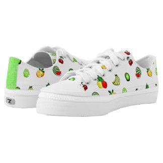 Veggies and Fruits Lemons and Limes Shoes