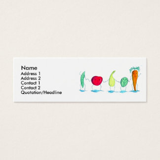 Veggies Profile Card