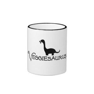 Veggiesaurus Mug - Vegetarian Gift Mugs