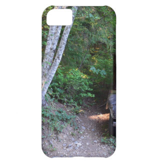Vehicle of the past case for iPhone 5C