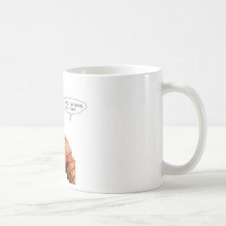 Vei, na boa, sei não. coffee mug