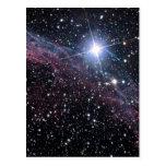 Veil Nebula Postcard