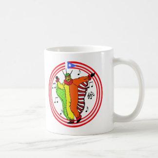 Vejigante Basic White Mug