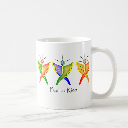 Vejigantes Coffee Mug