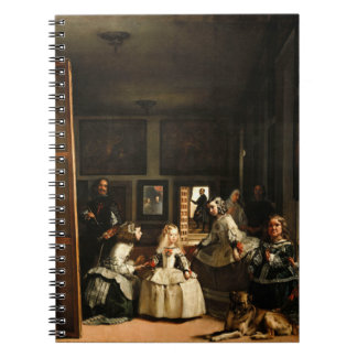 Velazquez Las Meninas Notebook