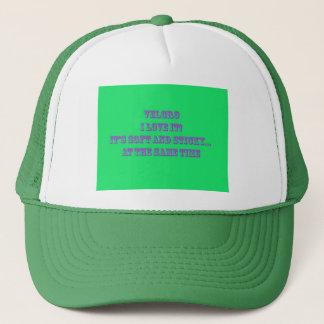 Velcro Trucker Hat