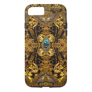 Velgeorges VII Romantic Elegant Monogram iPhone 8/7 Case