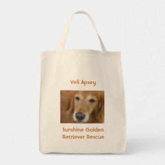 Veli Apsey - Shopping Bag - Sunshine Goldens