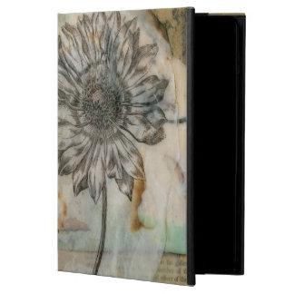 Vellum Floral I Case For iPad Air