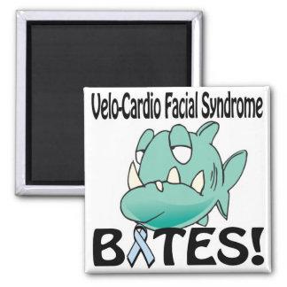 Velo-Cardio Facial Syndrome BITES Fridge Magnets