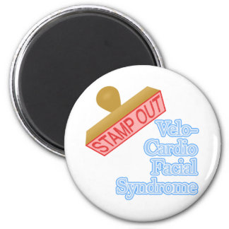 Velo-Cardio Facial Syndrome Fridge Magnets