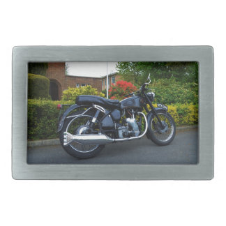 Velocette Venom Rectangular Belt Buckle