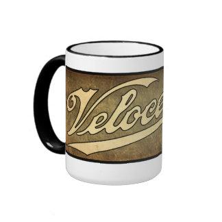 Velocette Weathered Mug