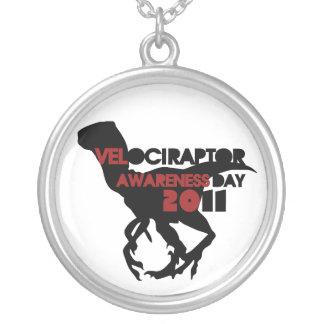 Velociraptor Awareness Day 2011 Custom Jewelry