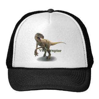Velociraptor Cap