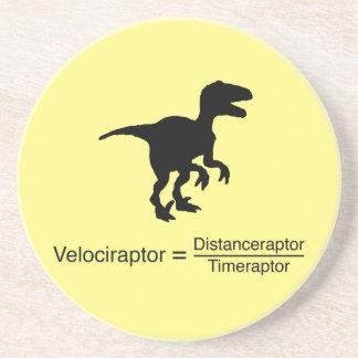 velociraptor funny science coaster