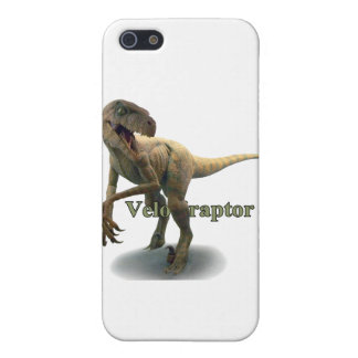 Velociraptor iPhone 5 Cover